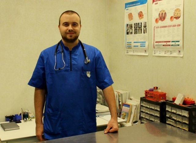 Фокичев Владимир Сергеевич - ветеринарный врач