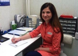 Синяева Виктория Владимировна - ветеринарный врач