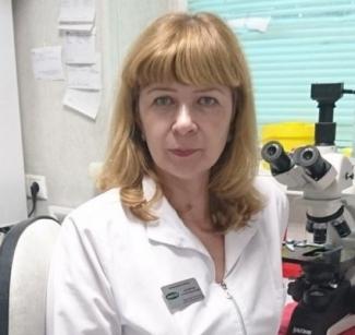 Антипова Галина Васильевна - заведующая лабораторно-диагностическим участком